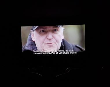 Berlinale – Der Sturz